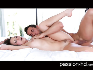 Lily Love and Johnny Castle crazy fuck each other